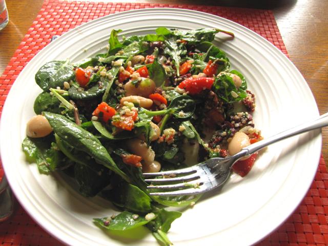 Antipasto Caesar Salad
