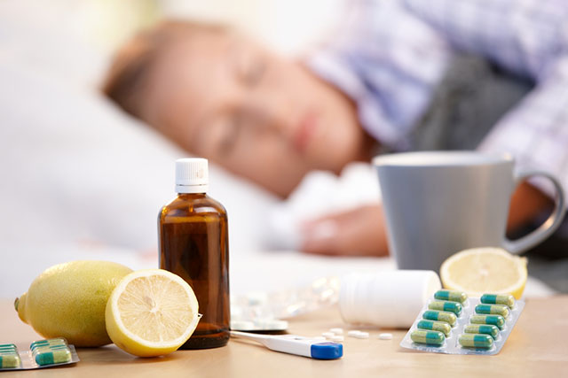 Got the Flu? Don't Take Antibiotics.