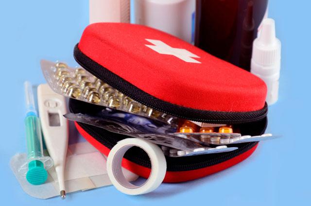 First Aid Kit Essentials to Survive Winter in Marana, AZ