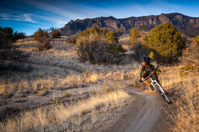 Mountain Biking in Scottsdale, Arizona