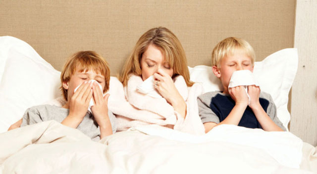 What to Do When a Family Member Has the Flu in Tolleson, AZ
