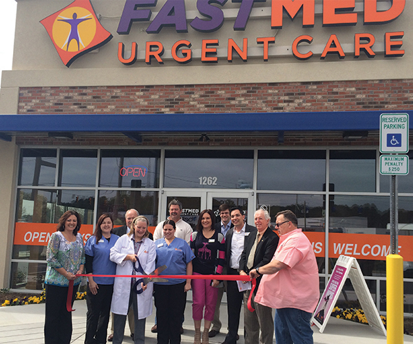 Grand Opening Ribbon Cutting in Rockingham, NC
