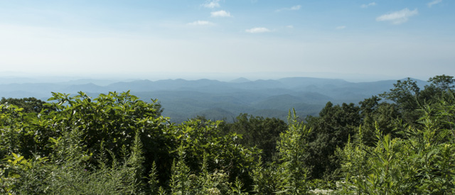 Boone, North Carolina - Blue Ridge Mountains