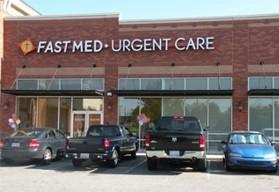 Charlotte NC Wilkinson Blvd FastMed Location