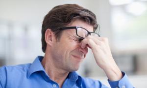 dizziness and headache