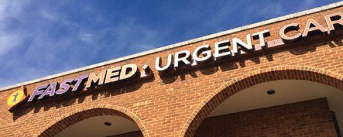 FastMed Urgent Care storefront