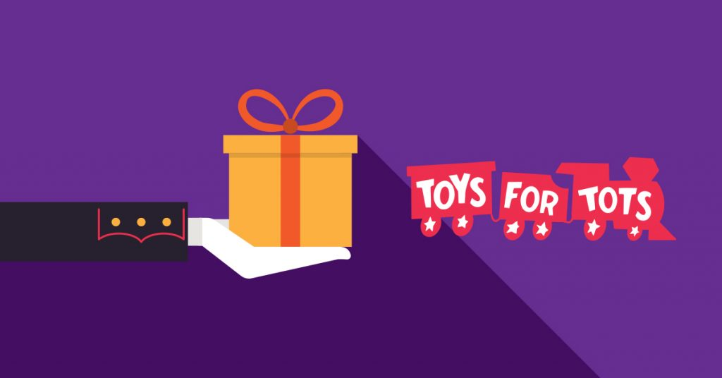 Toys For Tots Graphics : Fastmed invites local communities to join their drive to support