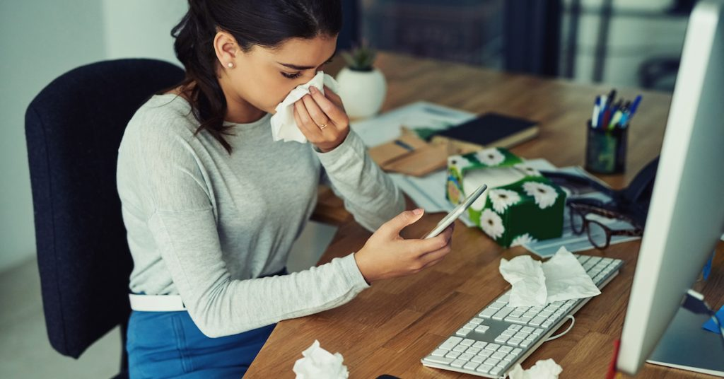FastMed Is is a cold or allergies?