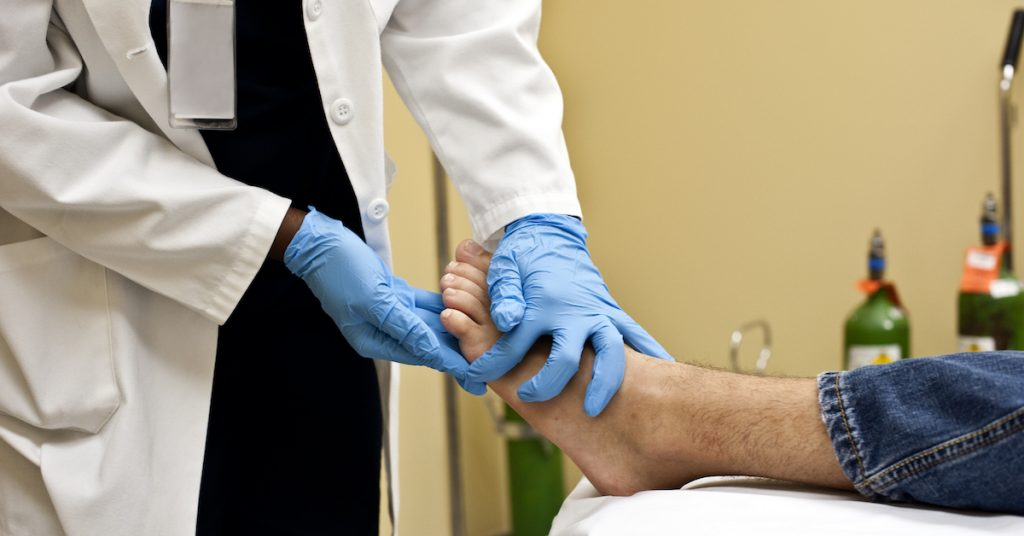 Sprained Ankle Treatment At Fastmed