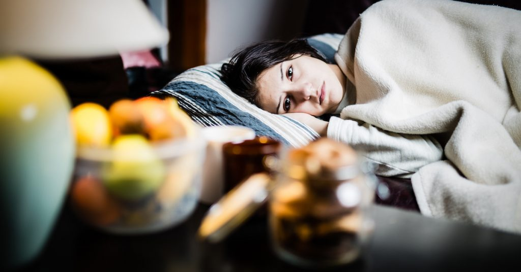 What's the Difference Between the Stomach Flu and the Flu?