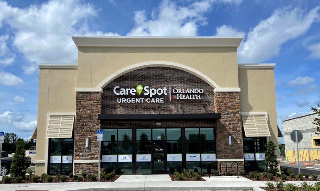 CareSpot storefront in Avalon Park, FL